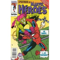 MARVEL HEROES Nº 74 SPIDERMAN