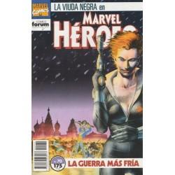 MARVEL HEROES Nº 70 LA VIUDA NEGRA