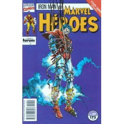 MARVEL HÉROES Nº 59 IRON MAN