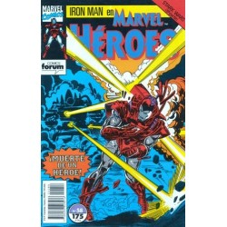 MARVEL HÉROES Nº 58 IRON MAN