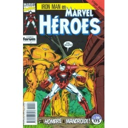 MARVEL HÉROES Nº 56 IRON MAN