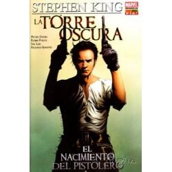 LA TORRE OSCURA: EL NACIMIENTO DEL PISTOLERO Nº 3