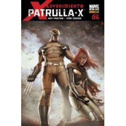 PATRULLA X VOL.3 Nº 62 ADVENIMIENTO CAP. 6