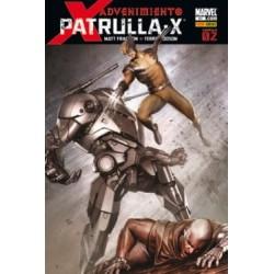 PATRULLA X VOL.3 Nº 61 ADVENIMIENTO CAP. 2