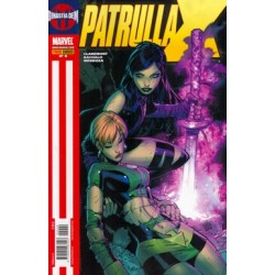 PATRULLA X VOL.3 Nº 9 DINASTÍA DE M