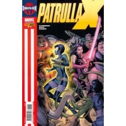 PATRULLA X VOL.3 Nº 8 DINASTÍA DE M