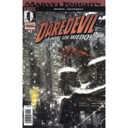 MARVEL KNIGHTS: DAREDEVIL Nº 42