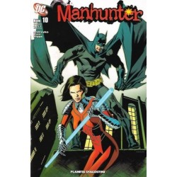 MANHUNTER Nº 10