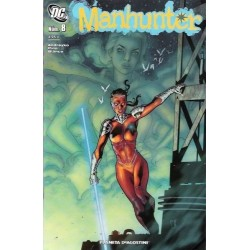 MANHUNTER Nº 8