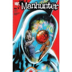 MANHUNTER Nº 5