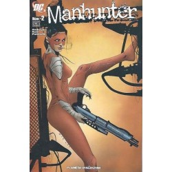 MANHUNTER Nº 2
