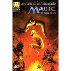 MAGIC: LA GUERRA DE LAS ANTIGUEDADES Nº 2