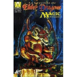 MAGIC: LA LEYENDA DE ELDER DRAGONS Nº 1
