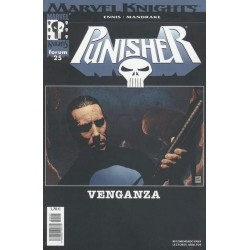 MARVEL KNIGHTS: PUNISHER VOL.2 Nº 25