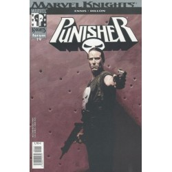 MARVEL KNIGHTS: PUNISHER VOL.2 Nº 19