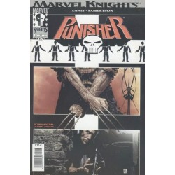 MARVEL KNIGHTS: PUNISHER VOL.2 Nº 16