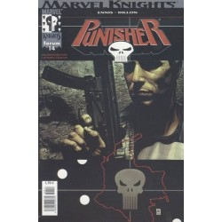 MARVEL KNIGHTS: PUNISHER VOL.2 Nº 14