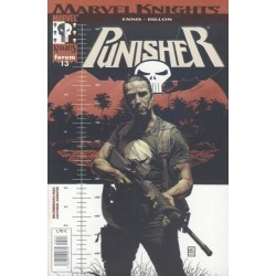 MARVEL KNIGHTS: PUNISHER VOL.2 Nº 13