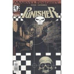 MARVEL KNIGHTS: PUNISHER VOL.2 Nº 11
