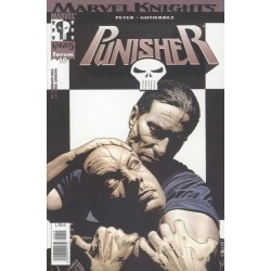 MARVEL KNIGHTS: PUNISHER VOL.2 Nº 10