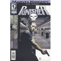 MARVEL KNIGHTS: PUNISHER VOL.2 Nº 9