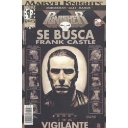 MARVEL KNIGHTS: PUNISHER VOL.2 Nº 8
