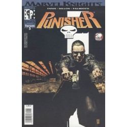 MARVEL KNIGHTS: PUNISHER VOL.2 Nº 5
