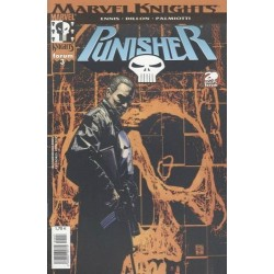 MARVEL KNIGHTS: PUNISHER VOL.2 Nº 3
