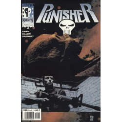 MARVEL KNIGHTS: PUNISHER VOL.1 Nº 2