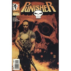 MARVEL KNIGHTS: PUNISHER VOL.1 Nº 1