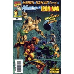 MARVEL TEAM-UP PRESENTA Nº 11