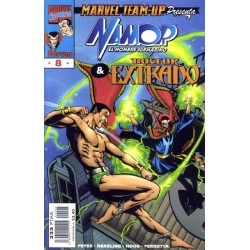MARVEL TEAM-UP PRESENTA Nº 8