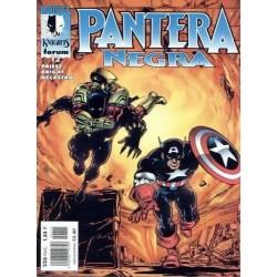 MARVEL KNIGHTS: PANTERA NEGRA Nº 12