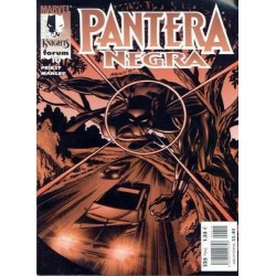 MARVEL KNIGHTS: PANTERA NEGRA Nº 10