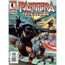 MARVEL KNIGHTS: PANTERA NEGRA Nº 8