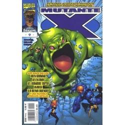 MUTANTE X Nº 9