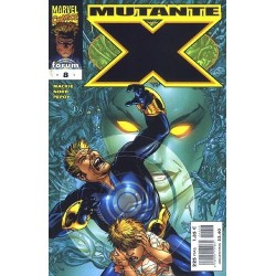 MUTANTE X Nº 8