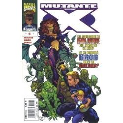 MUTANTE X Nº 4