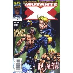 MUTANTE X Nº 3