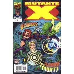 MUTANTE X Nº 2
