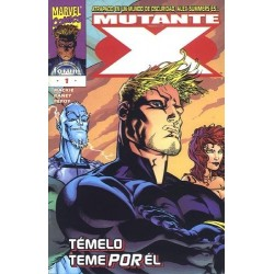 MUTANTE X Nº 1
