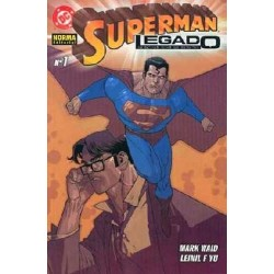 SUPERMAN: LEGADO Nº 1