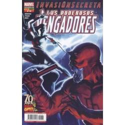 LOS PODEROSOS VENGADORES Nº 16 INVASIÓN SECRETA