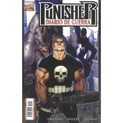 PUNISHER: DIARIO DE GUERRA Nº 11