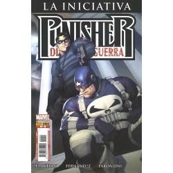 PUNISHER: DIARIO DE GUERRA Nº 9 LA INICIATIVA
