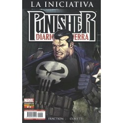 PUNISHER: DIARIO DE GUERRA Nº 8 LA INICIATIVA