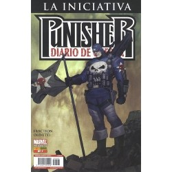 PUNISHER: DIARIO DE GUERRA Nº 7 LA INICIATIVA