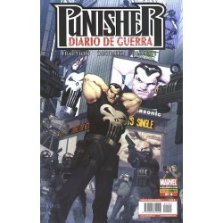 PUNISHER: DIARIO DE GUERRA Nº 3