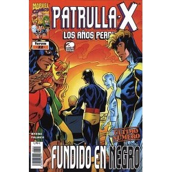 PATRULLA X: LOS AÑOS PERDIDOS Nº 22