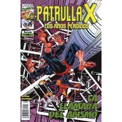 PATRULLA X: LOS AÑOS PERDIDOS Nº 19